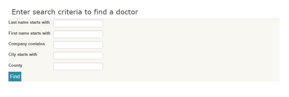 find-a-doctor