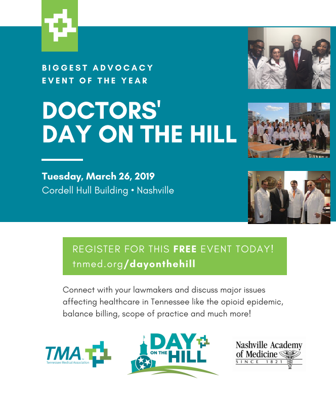 Doctors' Day on the Hill with TMA @ Cordell Hull Building