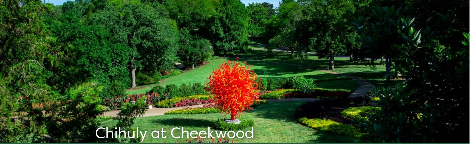 NAM visits Chihuly at Cheekwood @ Cheekwood